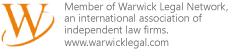 Warwick Legal Network